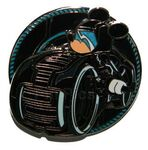 DLR - Sci-Fi Academy - Tron Mickey on Lightcycle (Pin ONLY)