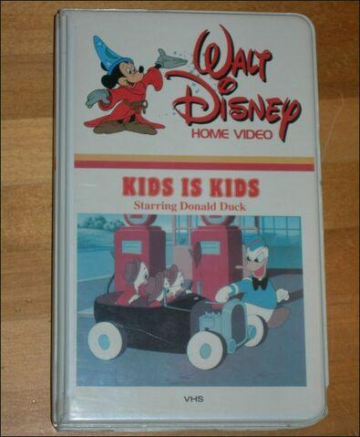 File:Kids Is Kids VHS.jpg