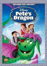 Petes Dragon DVD and Blu-ray