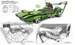 MC102 3D A005 Mutt's Blastosaurus Weapon bc