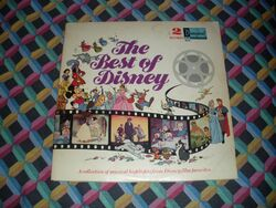 The Best of Disney Volume 1