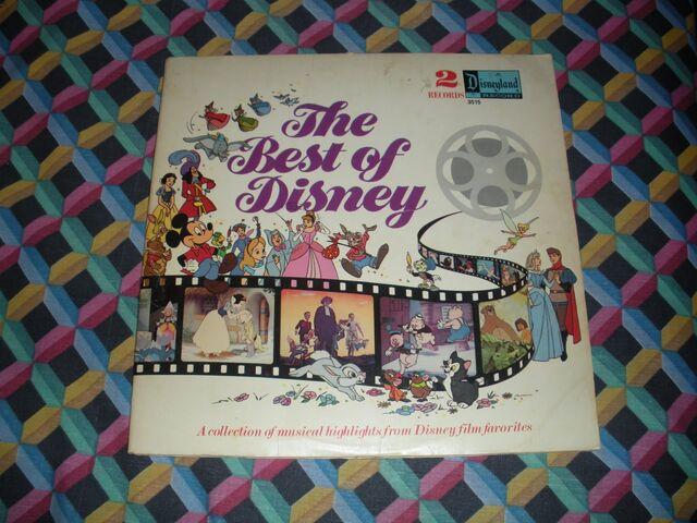File:The Best of Disney Volume 1.JPG