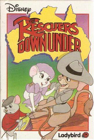 File:The Rescuers Down Under (Ladybird).jpg