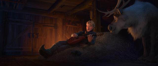 File:Kristoff singing to Sven.jpg