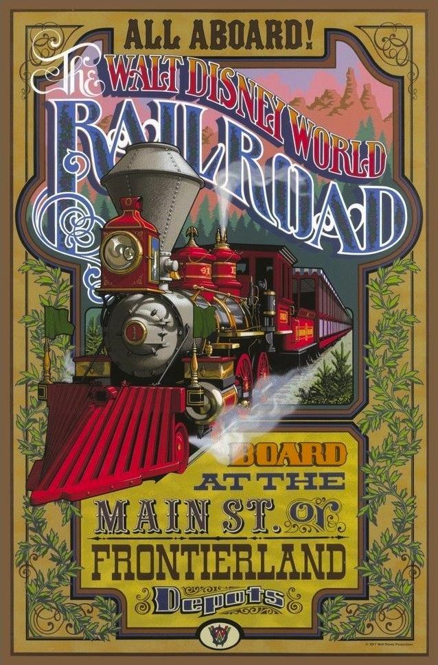 File:Walt Disney World Railroad poster.jpg