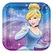 Cinderellaplate