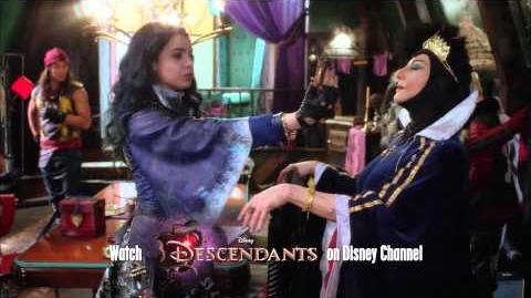 Dove Cameron Spills Disney Descendants' Costume Secrets