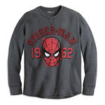 Spider-Man Long Sleeve Thermal Tee for Men
