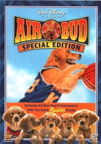 File:Airbud SpecialEdition DVD.jpg