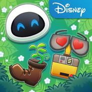 Disney Emoji Blitz App Icon Earth