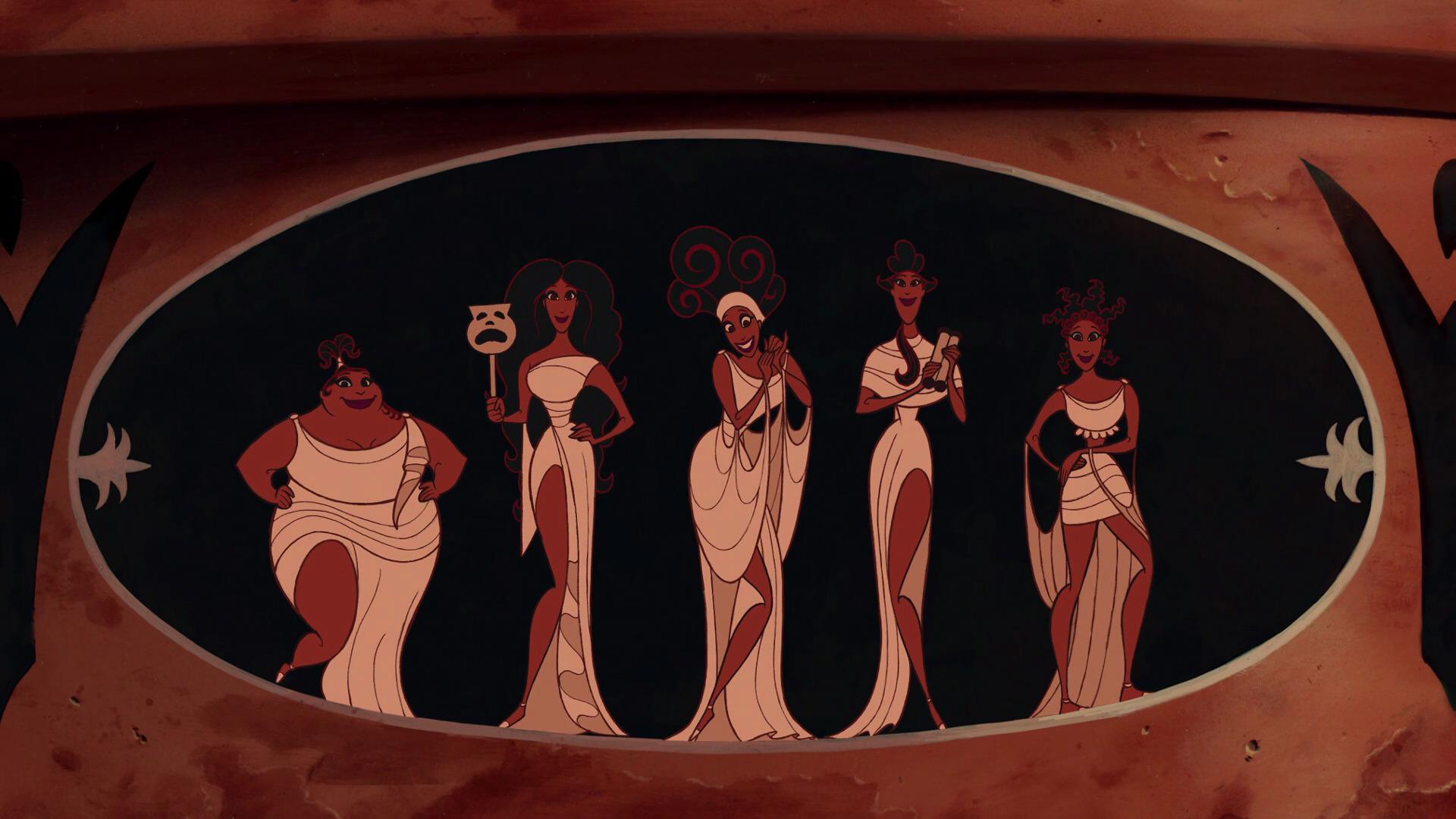 Muses Disney Wiki Fandom Powered By Wikia