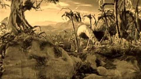 Kayıp Dünya - The Lost World 1925