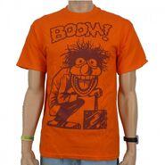 Muppet-T-Shirt-CrazyHarry-Boom!-Orange-2010