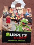 Muppets Most Wanted Trick or Treat Bag Disney Hollywood Studios