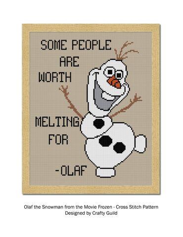 File:Olaf free cross stitch pattern-craftyguild.jpg