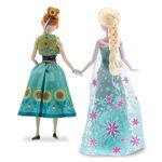 Frozen fever toys 4