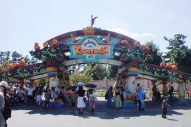 Toontown at Tokyo Disneyland