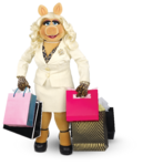 Piggy-shopping-50percent