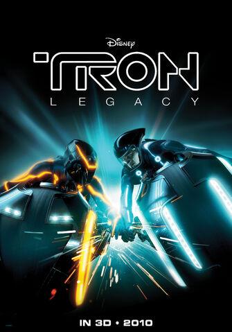 File:Tron Legacy Clash Poster.jpg