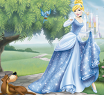 Cinderella with Bruno