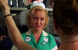 Marge waitress