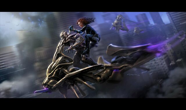 File:Widow Attacks Chitauri Concept Art.jpg