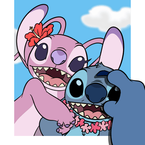 File:Angel and Stitch smartphone smile.png