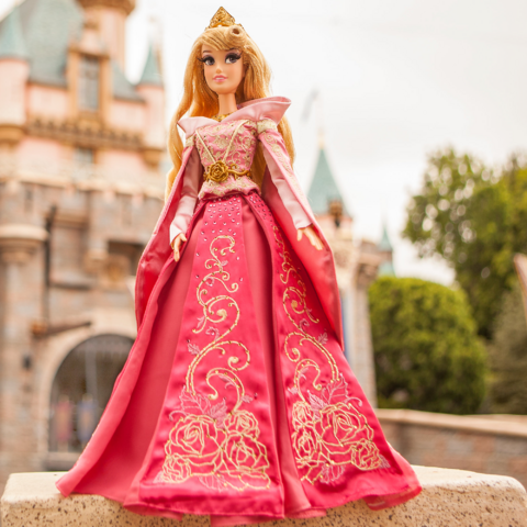 File:Disney Store's Limited Edition Sleeping Beauty Doll.png