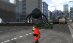 Omnidroid v.10 - Video Game 2
