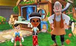 Pinocchio Geppetto and Mii