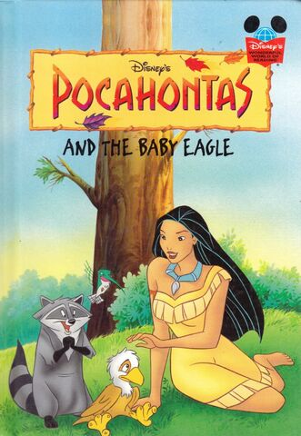 File:Pocahontas and the baby eagle.jpg