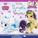 Meet Pumpkin and Bayou Book
