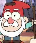 S1e1 gnome steve