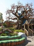 Chip dale treehouse