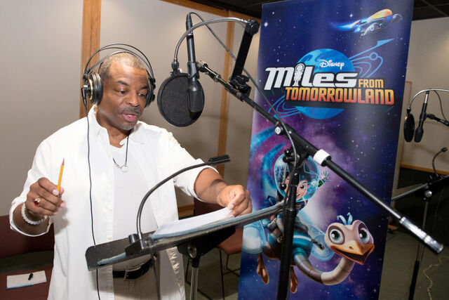 File:LeVar Burton voice acting.jpg