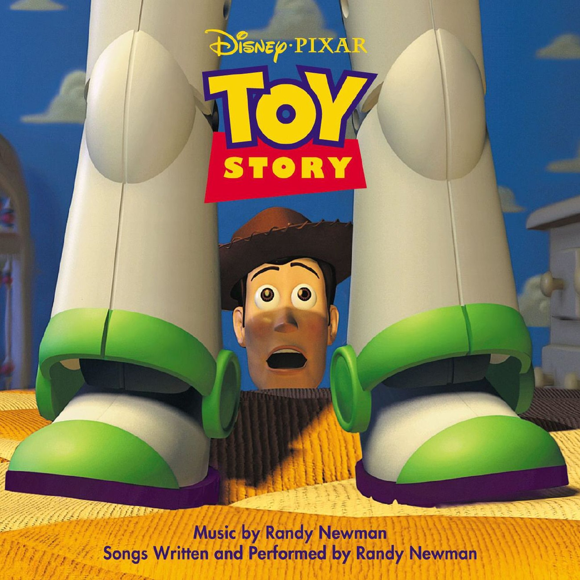Toy Story Soundtrack Disney Wiki Fandom Powered By Wikia