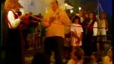 Willard Scott previews the Maelstrom at EPCOT's Norway (1988)