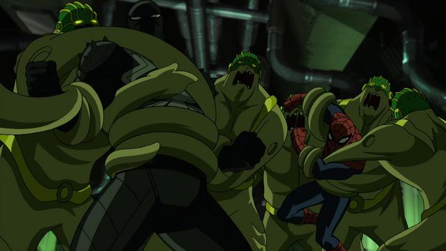 File:Agent Venom & Spider-Man Captured USMWW .png