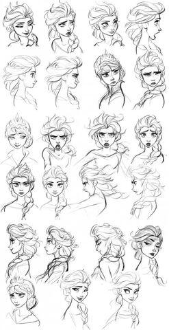 File:Elsa Expression Concept Art.jpg