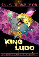 King Ludo poster