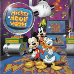 Mickey Mouse Works Promotional Artwork 1