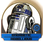 Star Wars - Zodiac Mystery Collection - R2-D2 Chaser ONLY