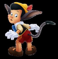 Pinocchio KH3D