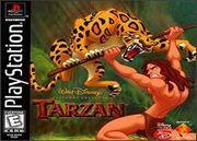 Tarzan videogame