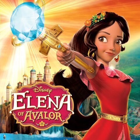 File:Elena of Avalor Soundtrack.jpg