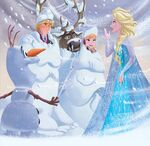 Frozen Storybook 6