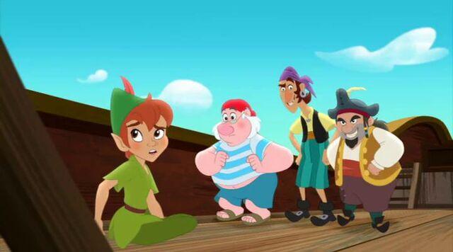 File:PanSmeeSharky&Bones-Peter Pan Returns.jpg