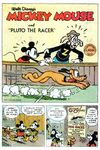 Pluto the racer