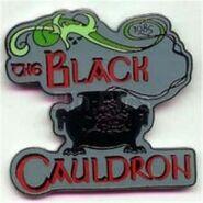The Black Cauldron Pin