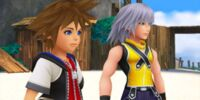 Kingdom Hearts 3D: Dream Drop Distance/Gallery